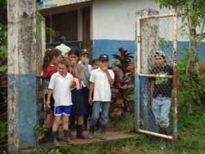 Cardamom Trip Nicaragua Children - Oct 2012