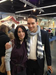 Meeting up with our HQO Europe team is always a highlight of BioFach.