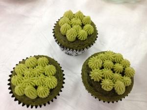 Matcha Tea Cupcakes copy