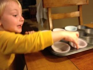 Chai Cupcakes Step 1