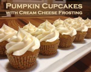 2013_11_Pumpkin Cupcakes