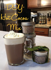 DIY Hot Cocoa Mix
